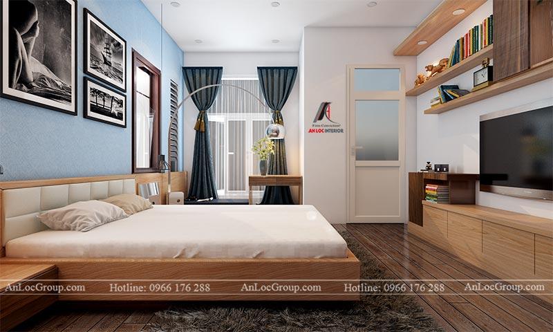 Thiết kế nội thất nhà phố đẹp tại Ba Vì, Hà Nội - Ảnh 8