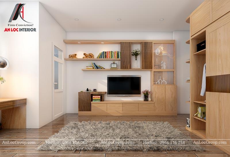 Thiết kế nội thất nhà phố đẹp tại Ba Vì, Hà Nội - Ảnh 9