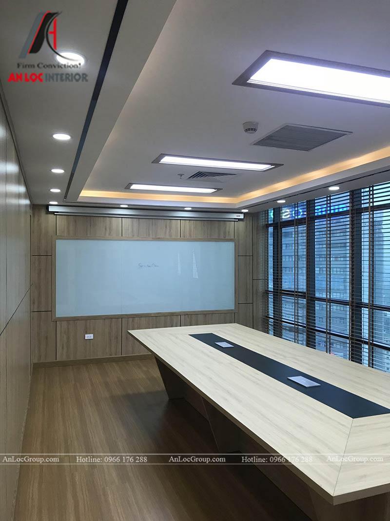 Thi công nội thất văn phòng Synopex - Ảnh 11