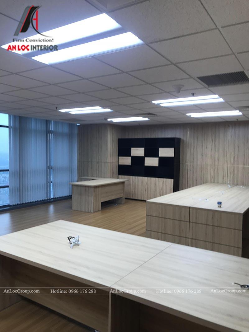 Thi công nội thất văn phòng Synopex - Ảnh 14