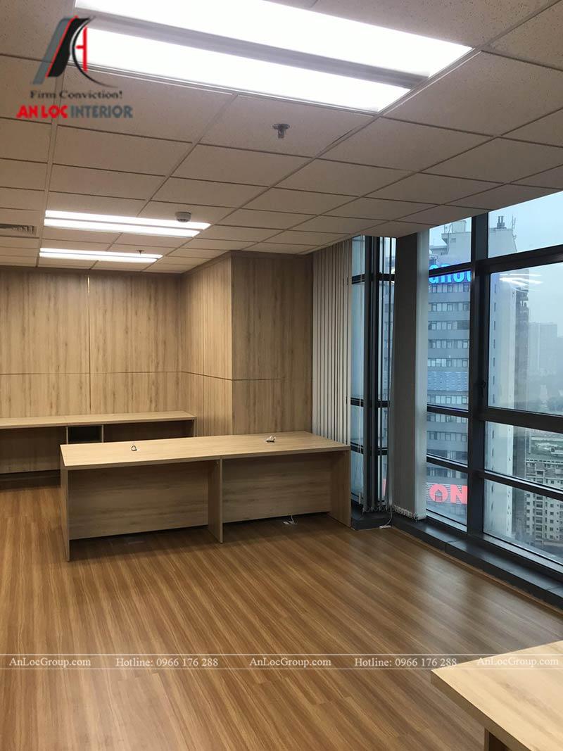 Thi công nội thất văn phòng Synopex - Ảnh 18