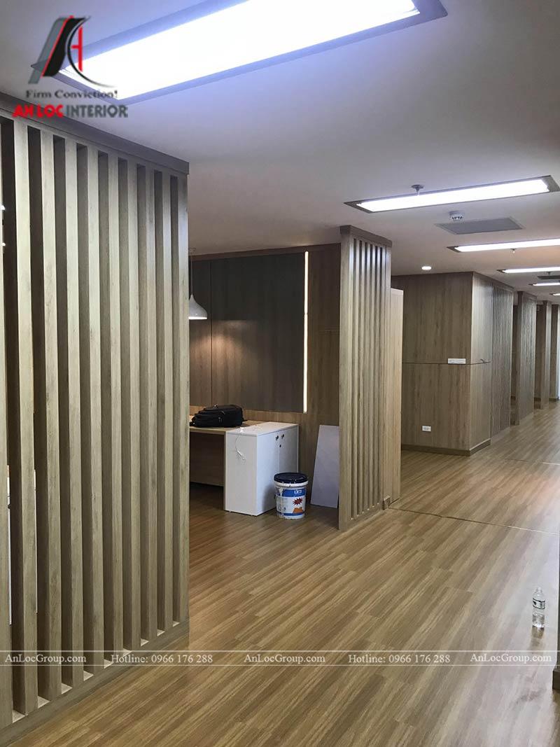 Thi công nội thất văn phòng Synopex - Ảnh 4