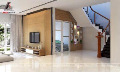 Hình ảnh nội thất nhà phố tại Bắc Giang - Ảnh 2