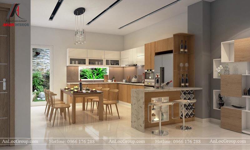 Hình ảnh nội thất nhà phố tại Bắc Giang - Ảnh 3
