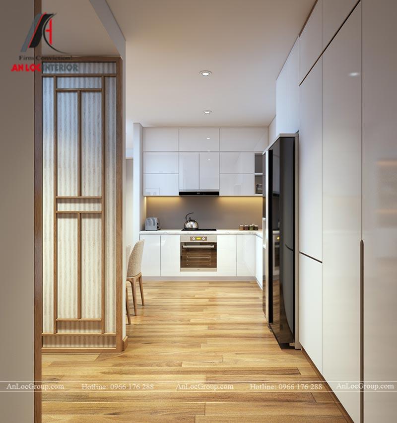 Nội thất chung cư 86m2 tại Vinata Tower - Ảnh 13