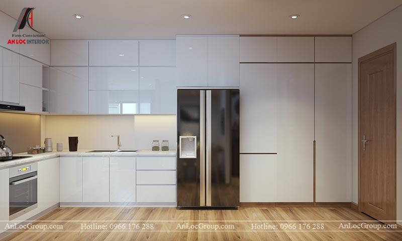 Nội thất chung cư 86m2 tại Vinata Tower - Ảnh 15