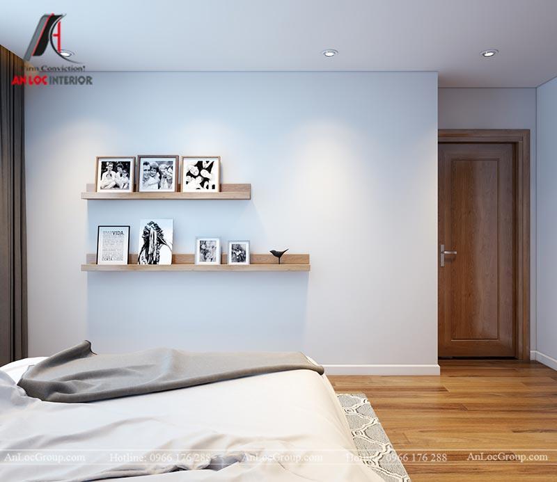 Nội thất chung cư 86m2 tại Vinata Tower - Ảnh 20