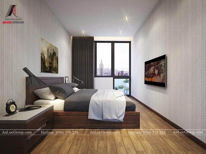 Đồ nội thất từ gỗ công nghiệp cao cấp mang đến không gian nghỉ ngơi sang trọng, tiện nghi