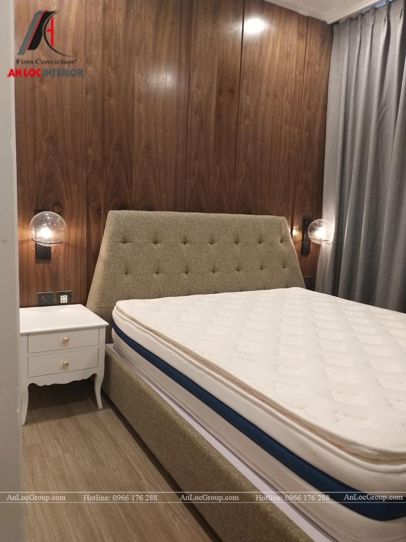 Hình ảnh thi công nội thất chung cư Vinhomes Bắc Ninh