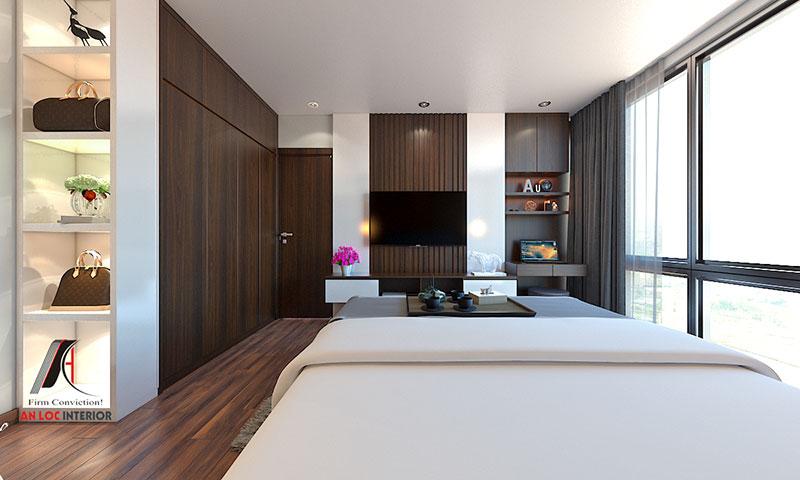 Nội thất căn hộ cao cấp Discovery Complex 150m2 - Ảnh 10