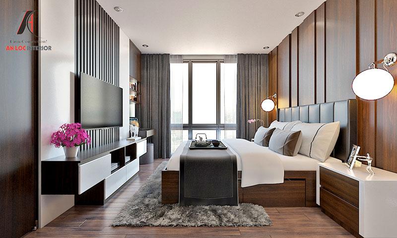 Nội thất căn hộ cao cấp Discovery Complex 150m2 - Ảnh 11