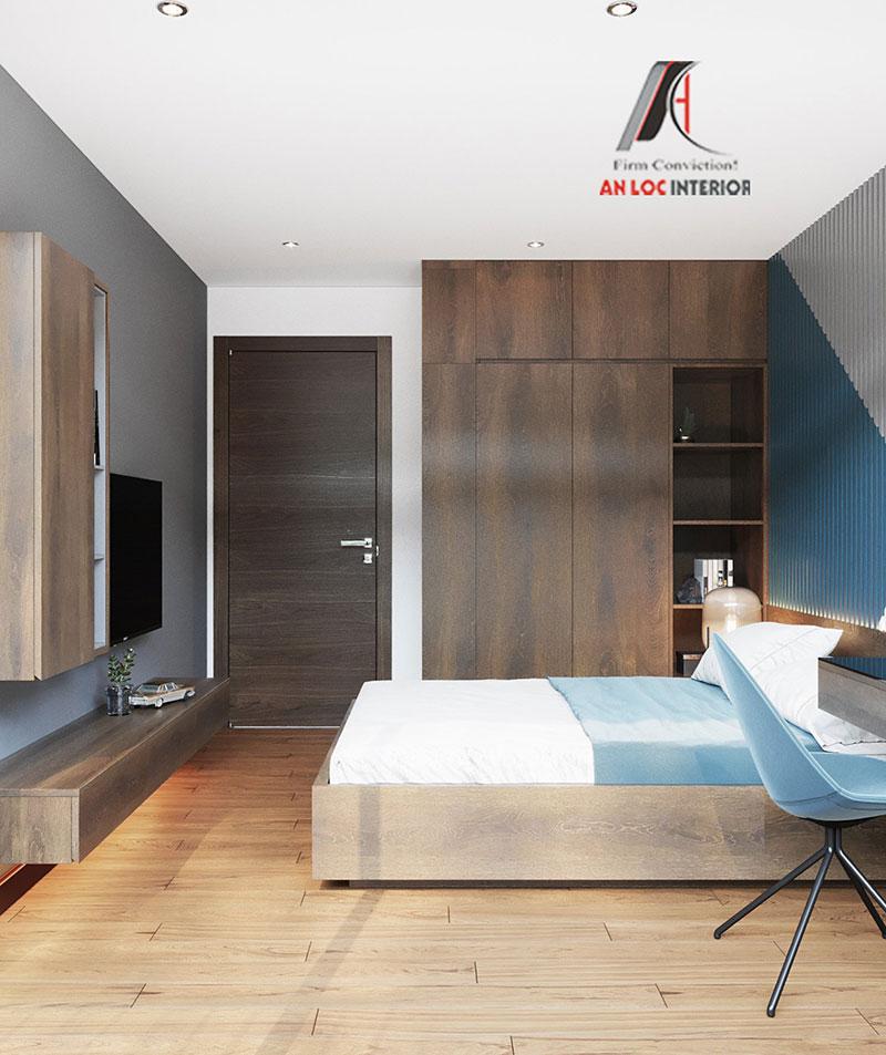 Nội thất căn hộ cao cấp Discovery Complex 150m2 - Ảnh 14