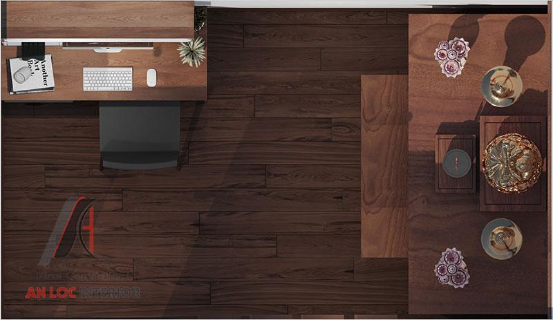Nội thất căn hộ cao cấp Discovery Complex 150m2 - Ảnh 24