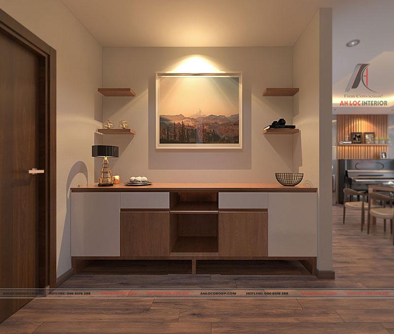 Nội thất căn hộ cao cấp Discovery Complex 150m2 - Ảnh 5