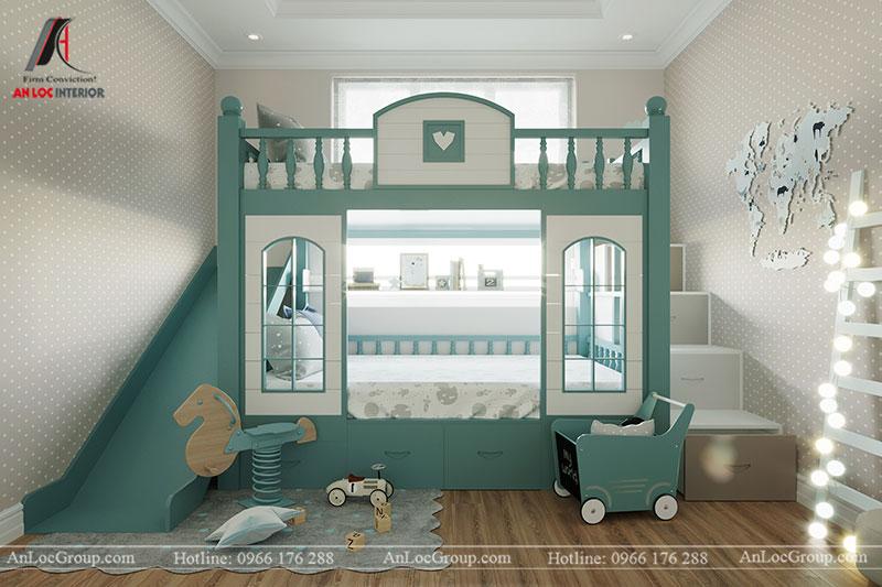 Nội thất chung cư tân cổ điển 110m2 tại Amber Riverside - Ảnh 12