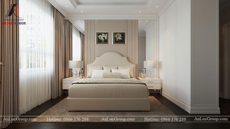 Thiết kế chung cư hiện đại 68m2 tại Madarin Garden 2 Tân Mai - Ảnh 6