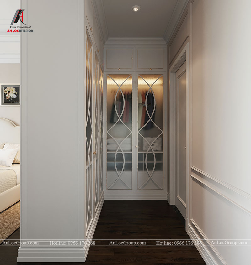 Thiết kế chung cư hiện đại 68m2 tại Madarin Garden 2 Tân Mai - Ảnh 8