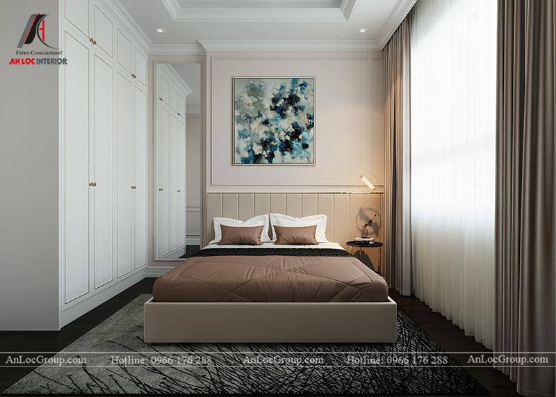 Thiết kế chung cư hiện đại 68m2 tại Madarin Garden 2 Tân Mai - Ảnh 9