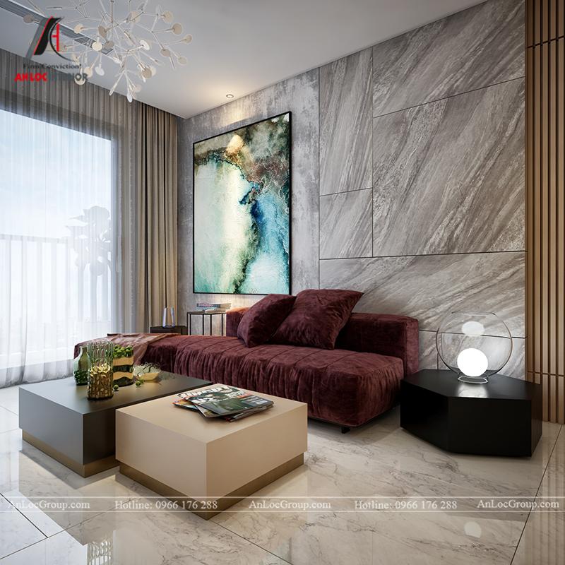 Nội thất căn hộ 80m2 tại Vinhomes Gardenia - Ảnh 1