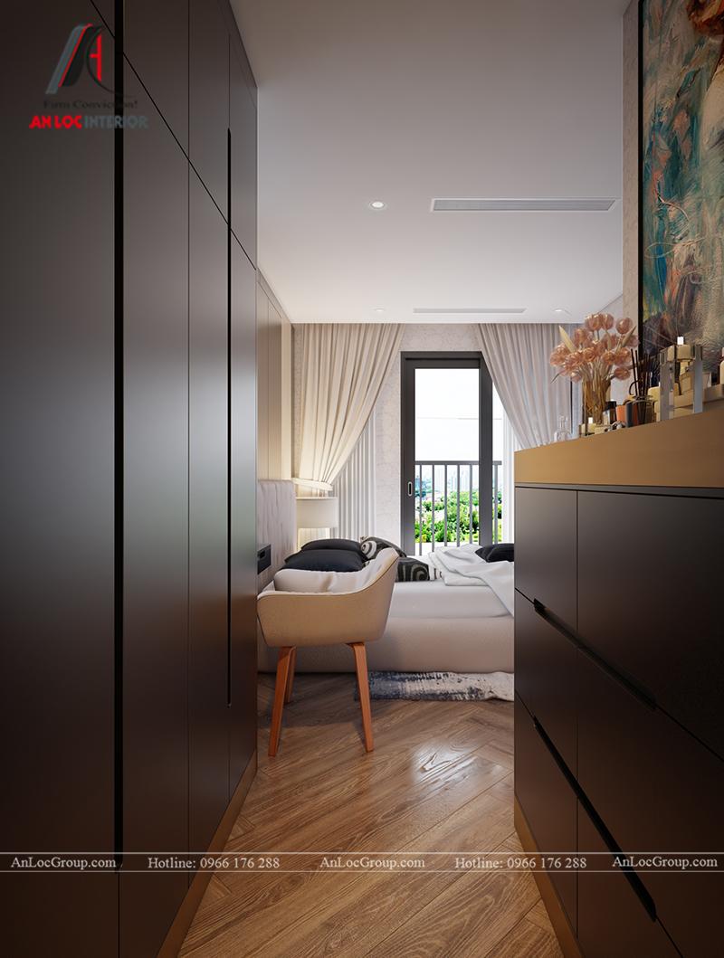 Nội thất căn hộ 80m2 tại Vinhomes Gardenia - Ảnh 13