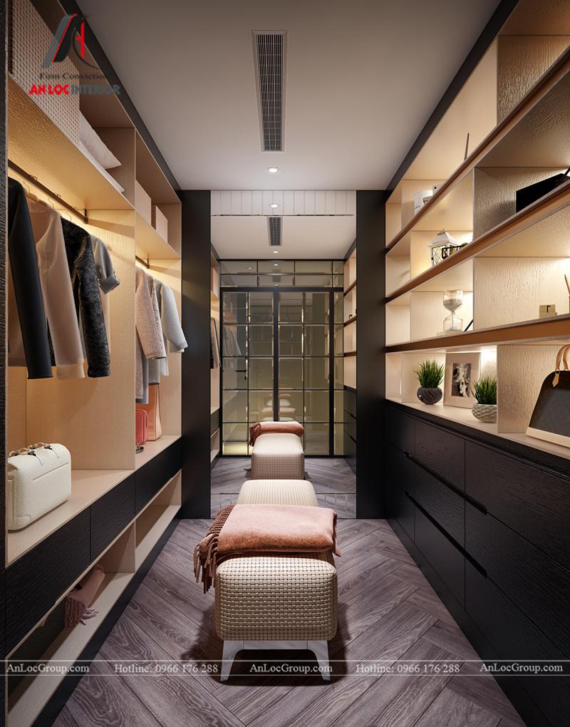 Nội thất căn hộ 80m2 tại Vinhomes Gardenia - Ảnh 14