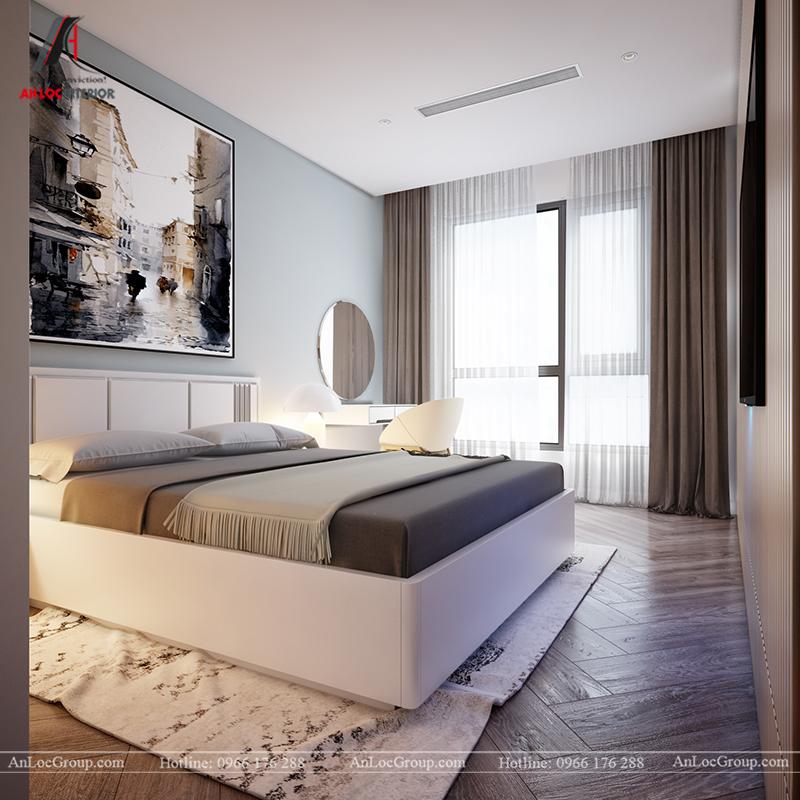 Nội thất căn hộ 80m2 tại Vinhomes Gardenia - Ảnh 19