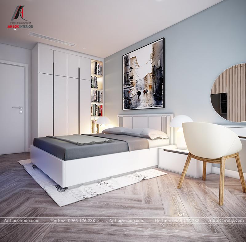 Nội thất căn hộ 80m2 tại Vinhomes Gardenia - Ảnh 20