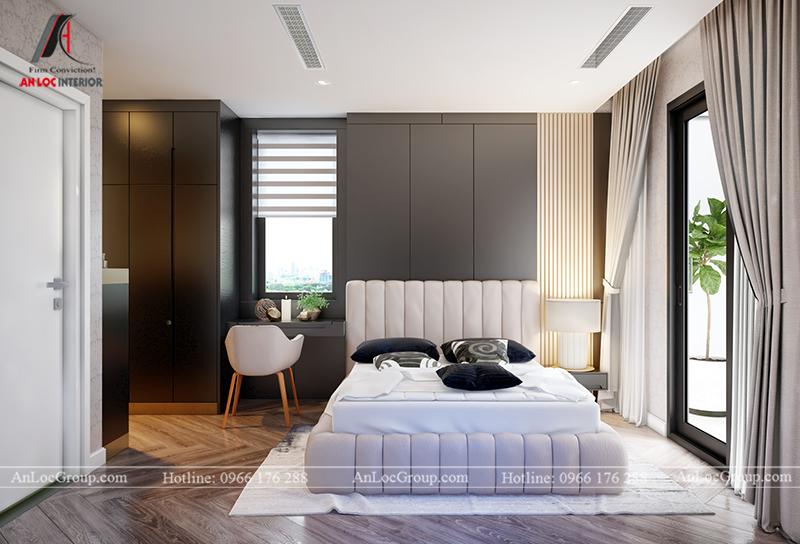 Nội thất căn hộ 80m2 tại Vinhomes Gardenia - Ảnh 9