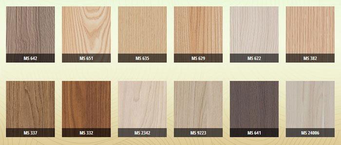 Vân gỗ MDF 2