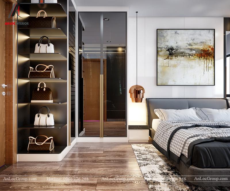 Nội thất phòng ngủ master 3