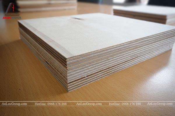 Sàn gỗ ép công nghiệp