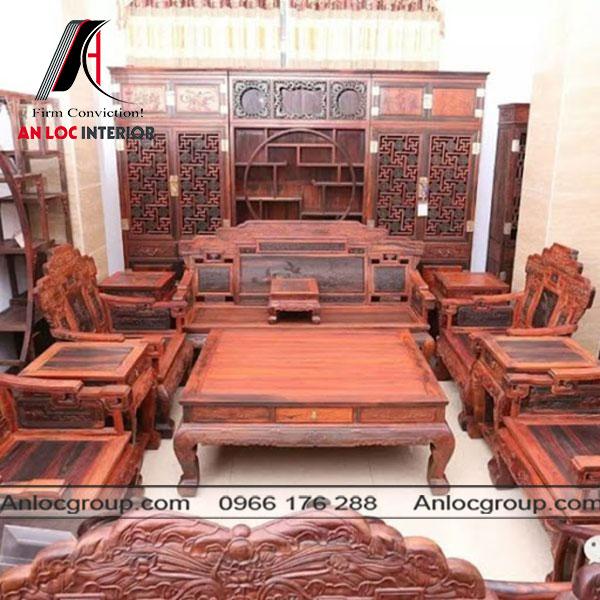 Bàn ghế gỗ Trắc