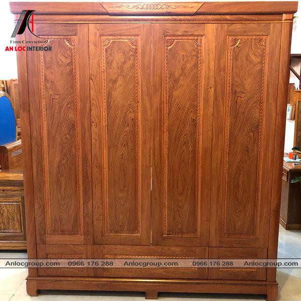 Tủ gỗ Hương