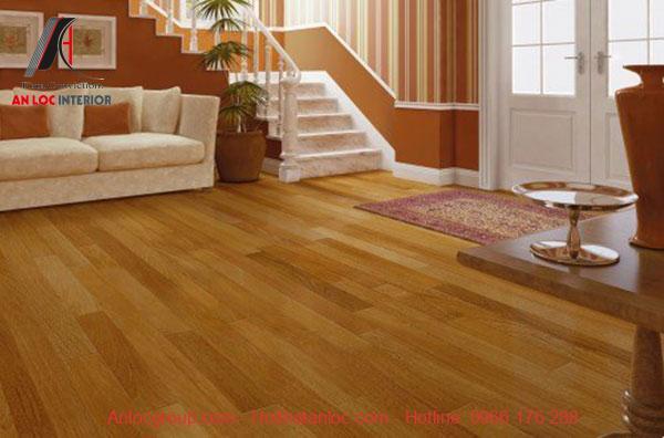 Sàn gỗ tần bì