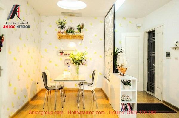 Mẫu bàn thờ treo tường cho nhà chung cư có diện tích nhỏ, vừa đẹp vừa sang trọng
