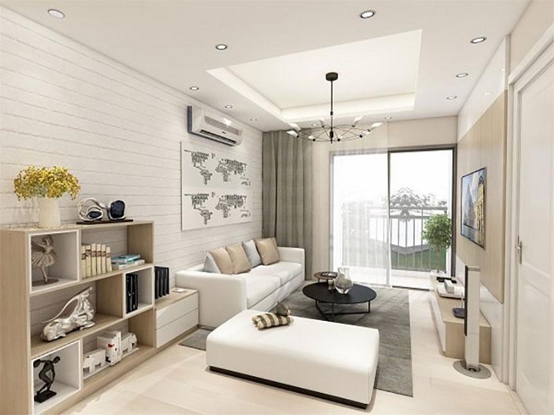 Lưu ý khi thiết kế nội thất phòng khách