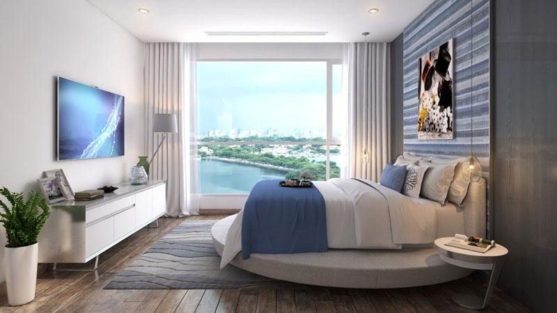 Chọn đồ nội thất có kích thước phù hợp với diện tích phòng