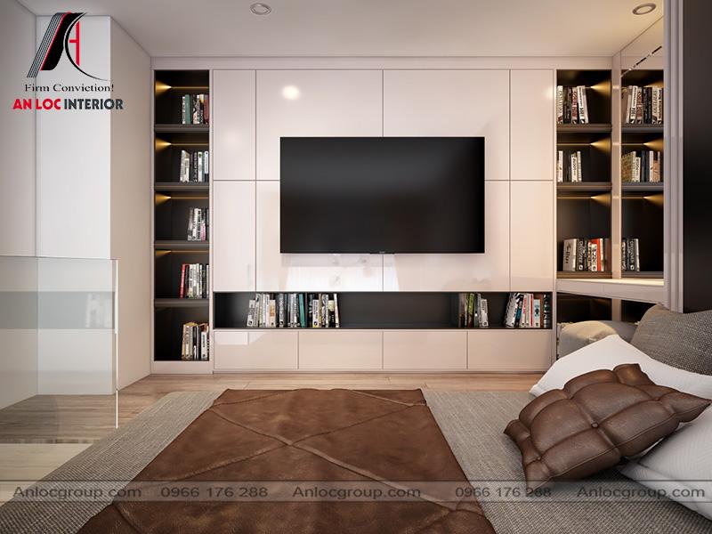 Thiết kế căn Duplex tại The View Riviera Point - Phòng master