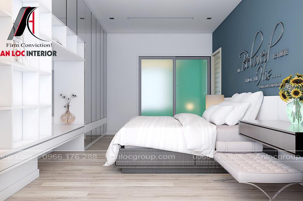Nội thất phòng ngủ hiện đại, đề coa công năng trong quá trình sử dụng