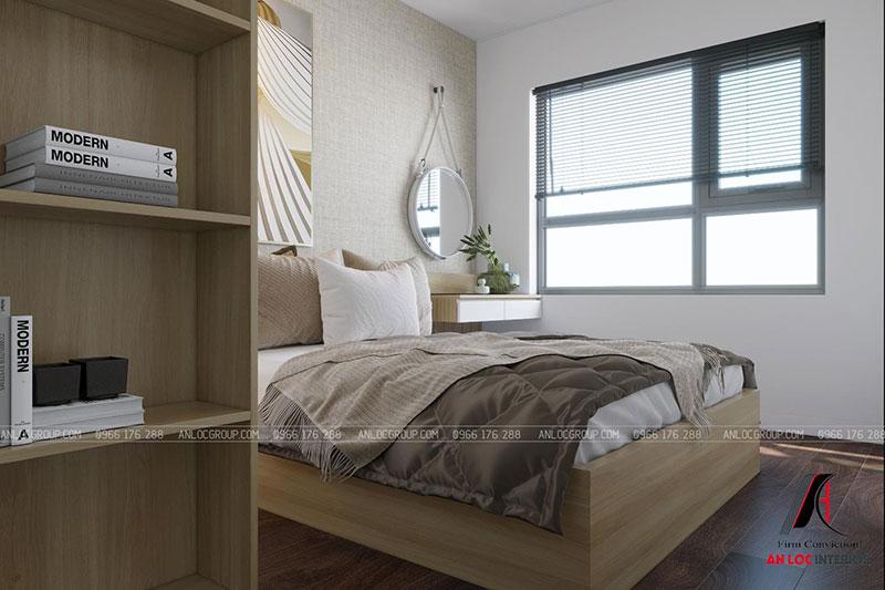 Thiết kế phòng ngủ con