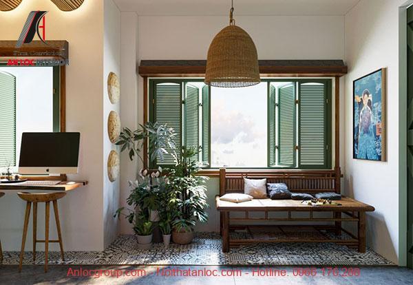 Homestay phong cách Indocchine