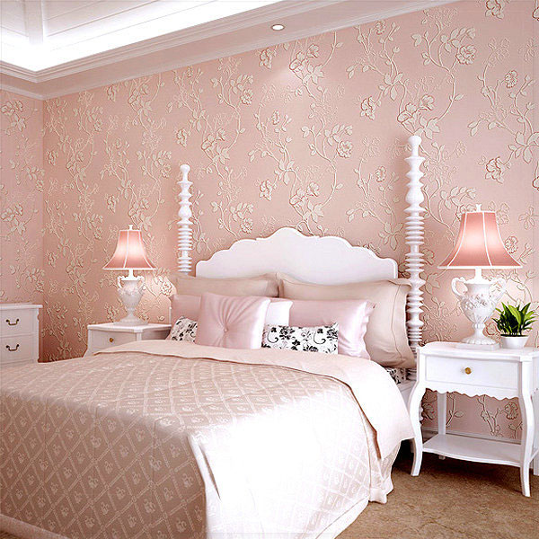 Mẫu 13: Phòng ngủ theo hơi hướng nữ tính