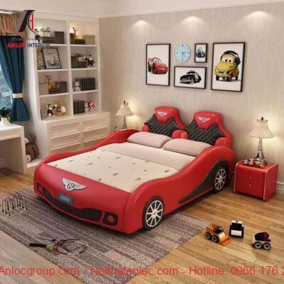 Mẫu 7: Phòng ngủ mô hình