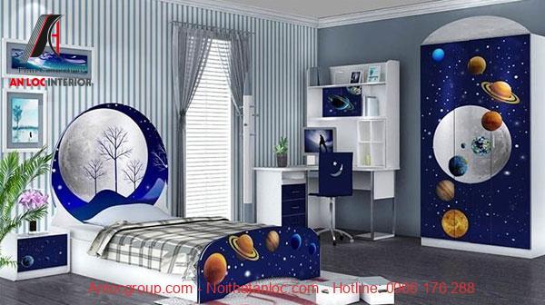 Mẫu 17: Phòng ngủ tiếp cận tối đa ánh sáng tự nhiên