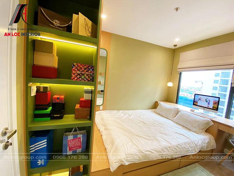 Thi công nội thất chung cư Yersin, Đà Lạt