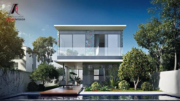 Thiết kế biệt thự hiện đại