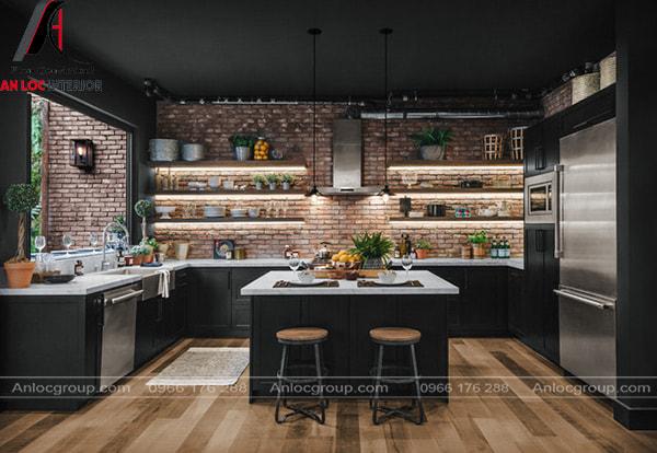 Chọn sàn lát bếp hiệu quả