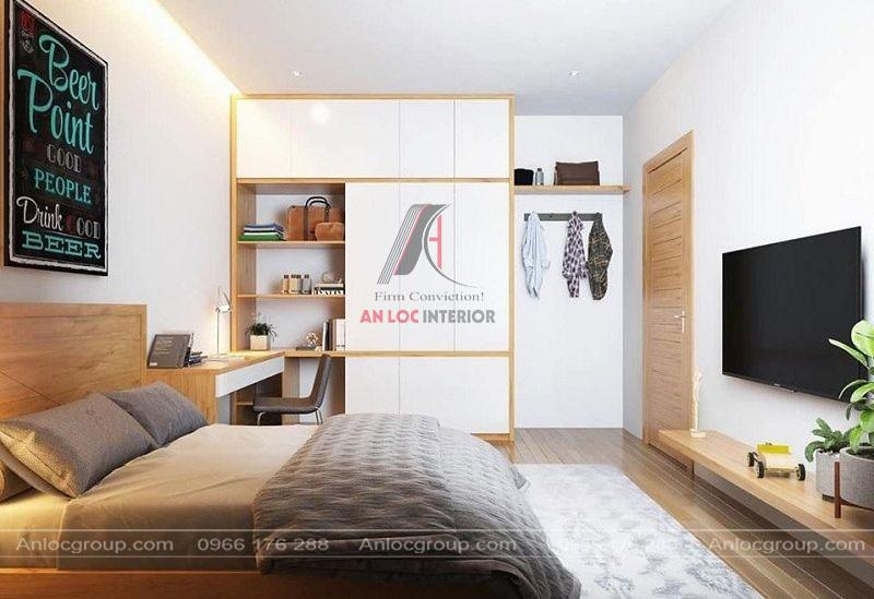 Đồ nội thất thiên về tính đơn giản nhưng tính hợp nhiều công năng sử dụng