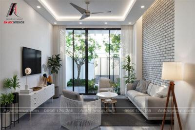 Bauhaus tối giản tinh tế và tiện nghi