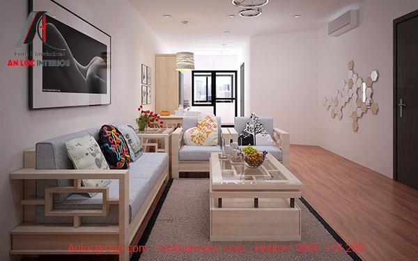 Lựa chọn nội thất theo sở tích cá nhân những cần đảm bảo yếu tố phong thutr cùng việc gần gũi với môi trường thiên nhiên